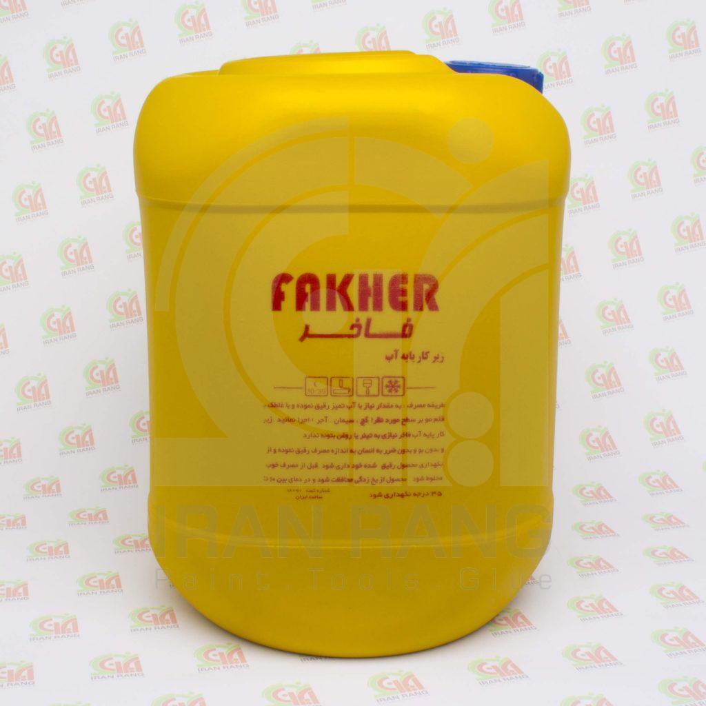 روغن زیرکار فاخر - ایران رنگ