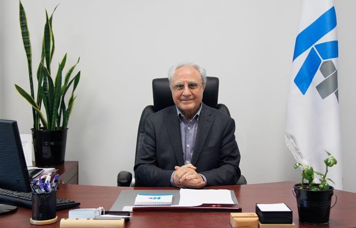 مهندس حسین سلیمی - مدیر شرکت کی پلاس پارس