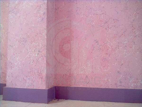 رنگ مولتی کالر - انواع رنگ مناسب نقاشی دیوار