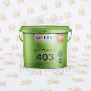 سان پلاستیک کد 403 ساندورا (چاپ سبز)