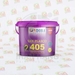 سان پلاسکو کد 405 ساندورا (چاپ بنفش)