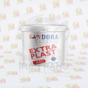 اکسترا پلاست کد 440 ساندورا - پوشرنگ پلاستیک قابل شستشو